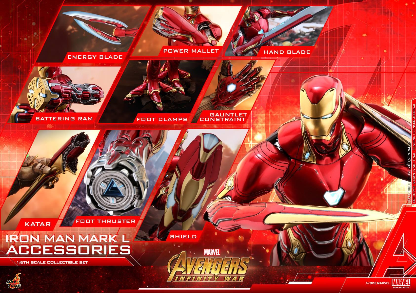 Avengers - Infinity Wars - Iron Man Mark L (50) 1/6 (Hot Toys) JlIYZAK2_o