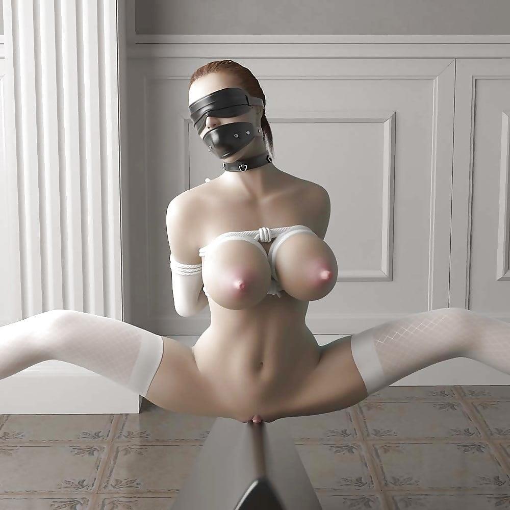3d bondage girls-1056