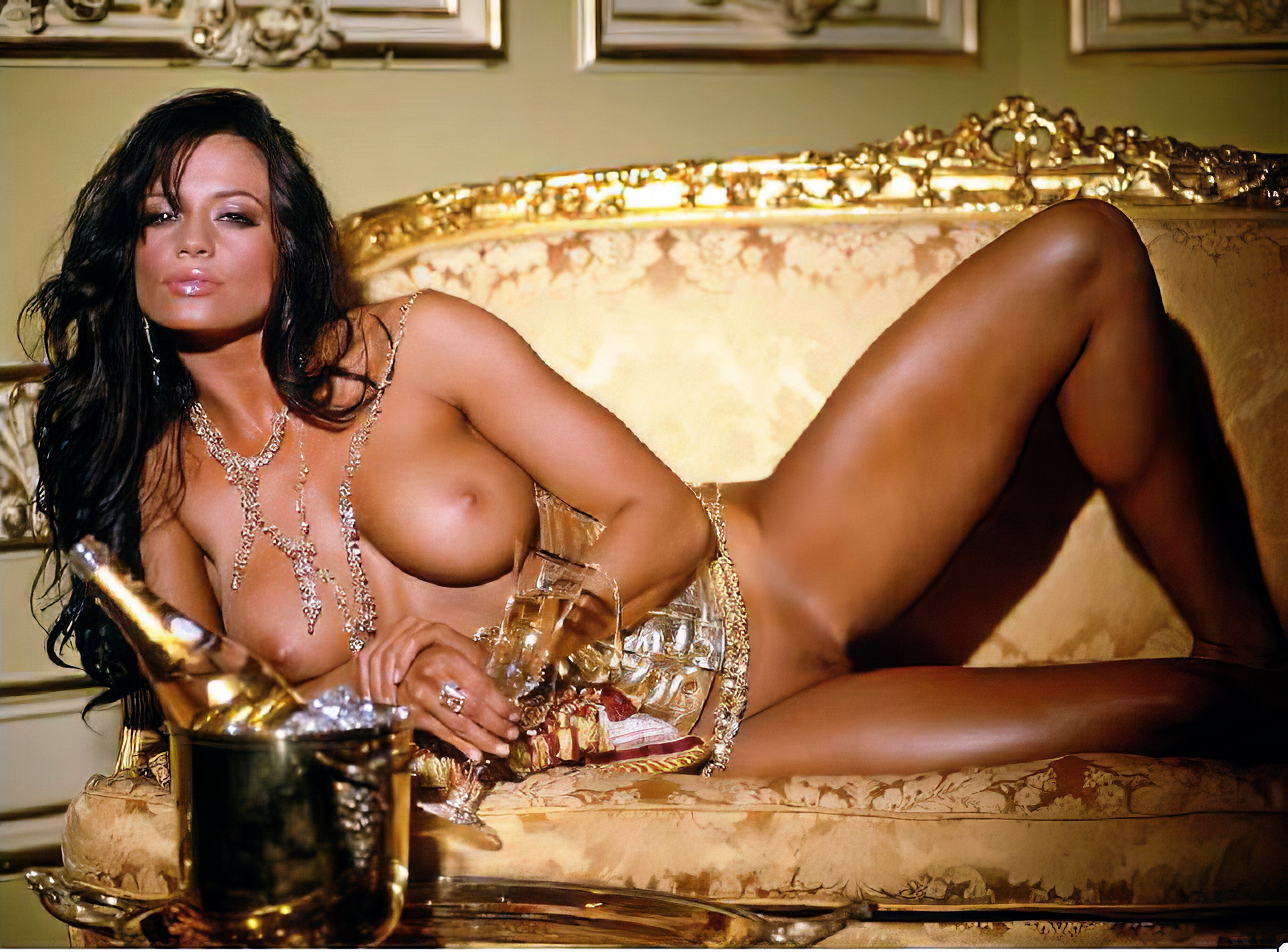 Wwe Diva Naked Nude Sexy Pussy