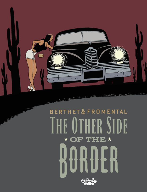The Other Side of the Border (2020)