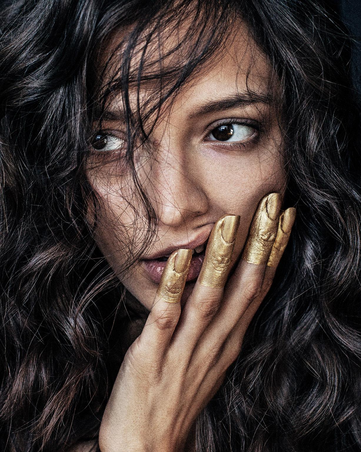Erica Candice by Cory Vanderploeg - Nakid Magazine