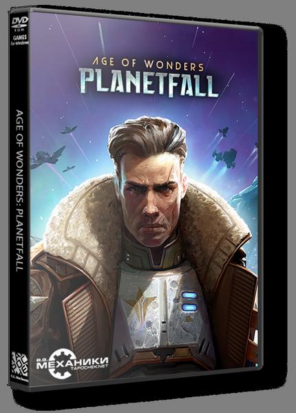 Age of Wonders: Planetfall (RUS|ENG) [RePack] от R.G. Механики