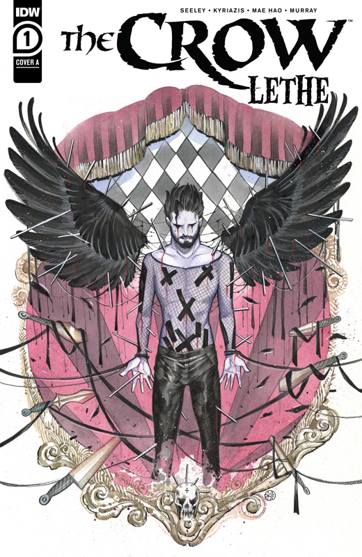 The Crow - Lethe #1-2 (2020)