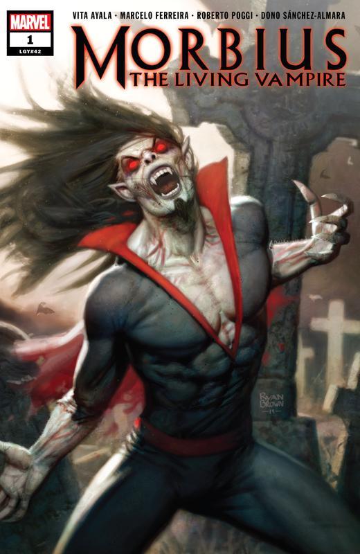 Morbius 001 (2020)