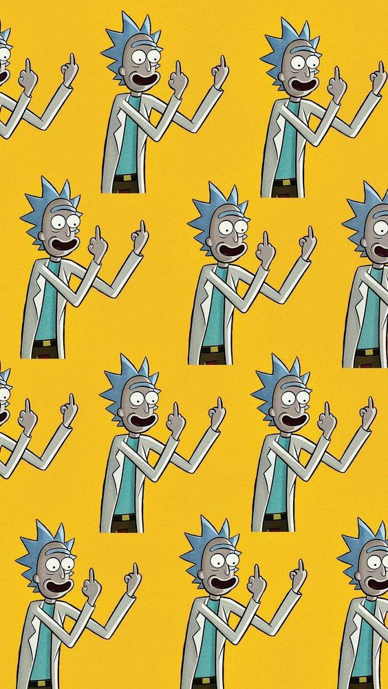 57 Rick and Morty Wallpapers for iPhone and Android 35
