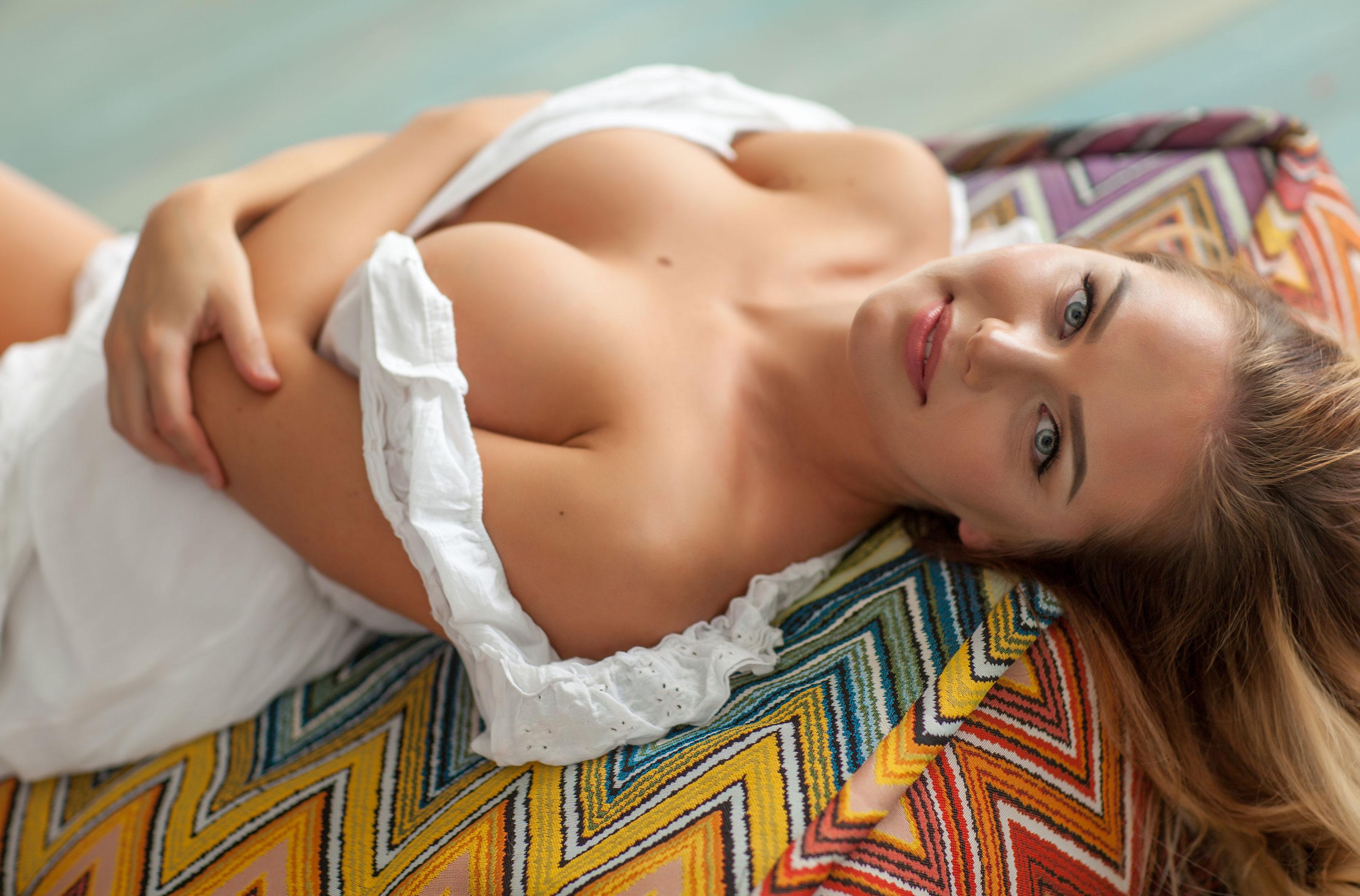 голая Ника Шукурова в Playboy / фото 05