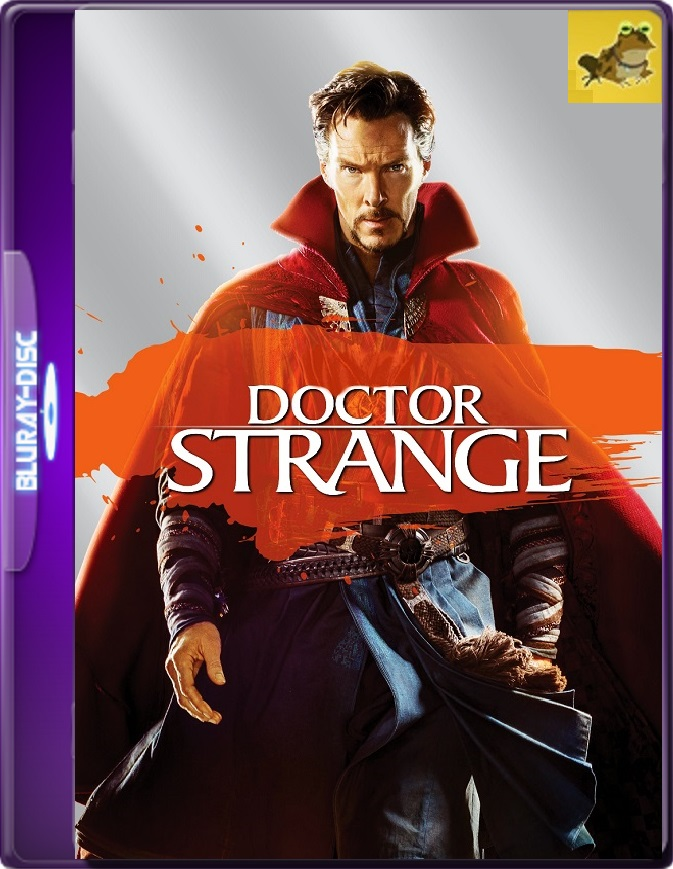 Doctor Strange (2016) Brrip 1080p (60 FPS) Latino / Inglés