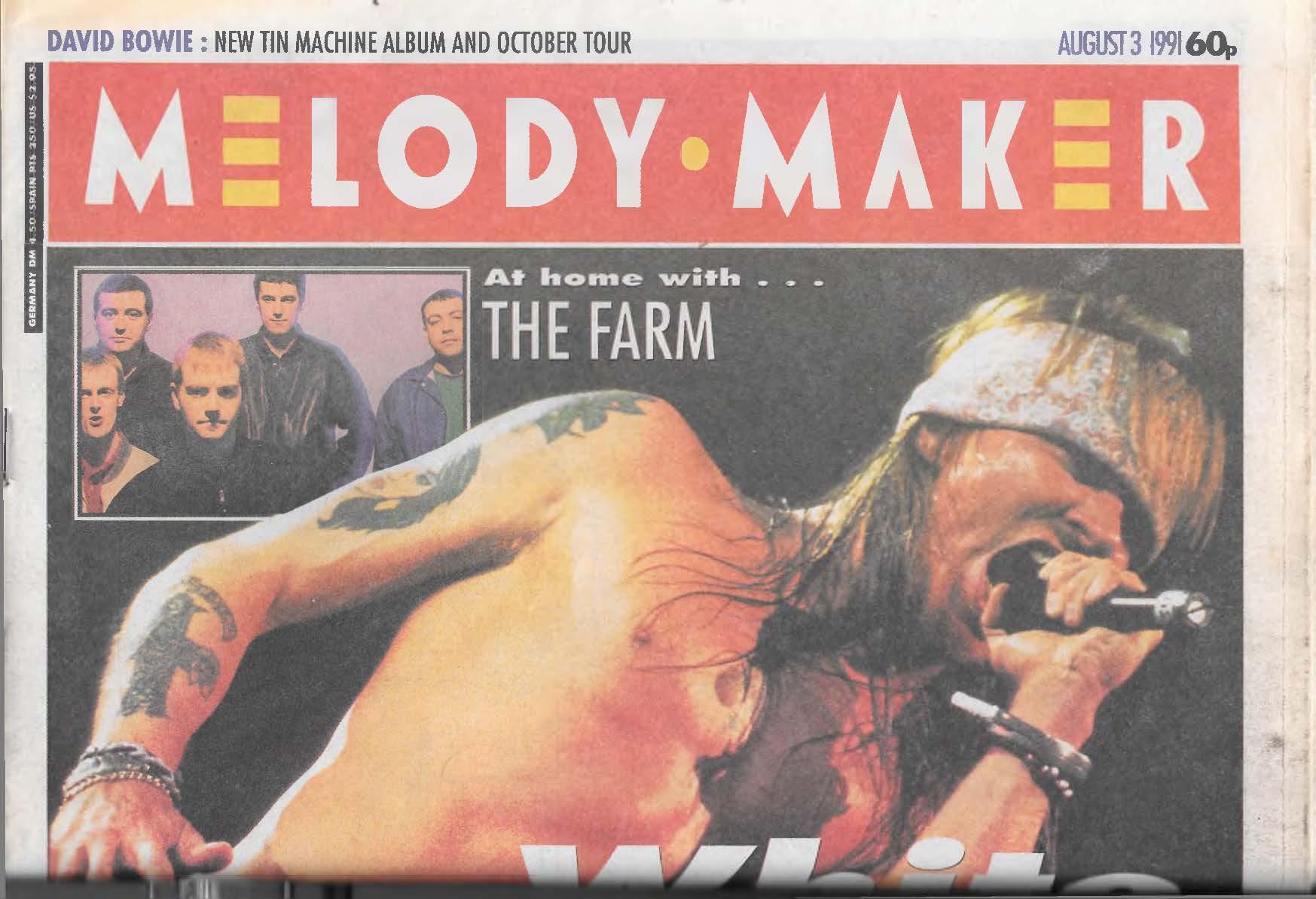 1991.08.03 - Melody Maker - White riot! (Slash) WHarMWCp_o