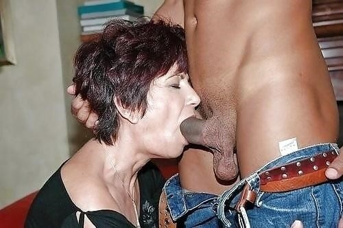 Milf with young men porn-3531