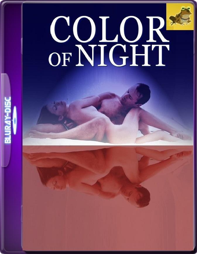 El Color De La Noche (1994) Brrip 1080p (60 FPS) Latino / Inglés