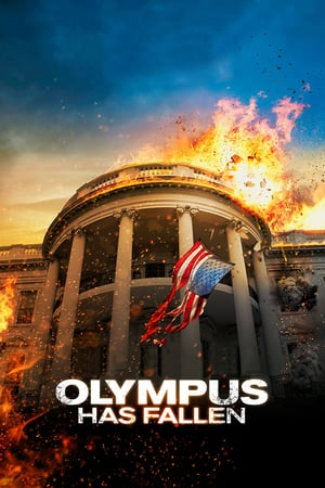 Olympus Has Fallen 2013 720p BluRay 900MB x264-GalaxyRG