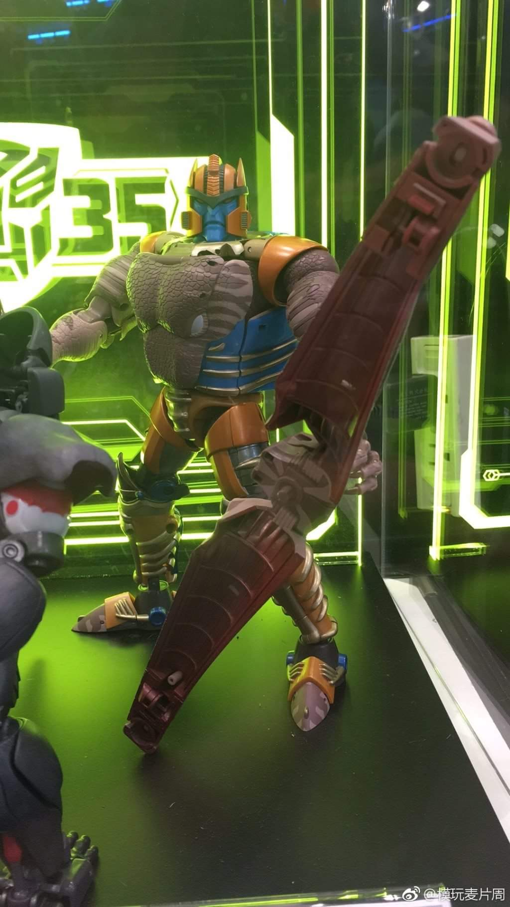 [Masterpiece] MP-41 Dinobot (Beast Wars) - Page 2 WHTsaymV_o