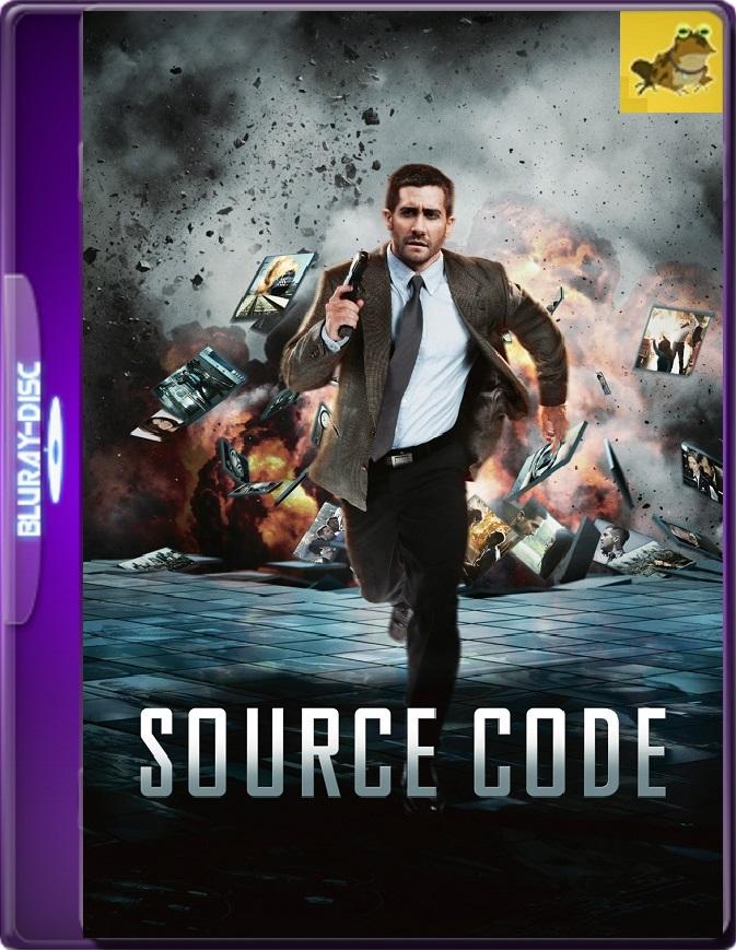 Código Fuente (2011) Brrip 1080p (60 FPS) Latino / Inglés
