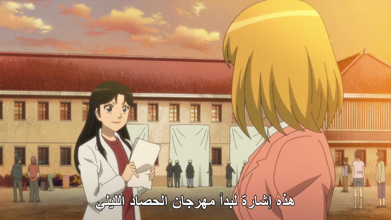 مسلسل Moyashimon S2 مترجم (2012) || BDRip 1080p تحميل تورنت 12 arabp2p.com
