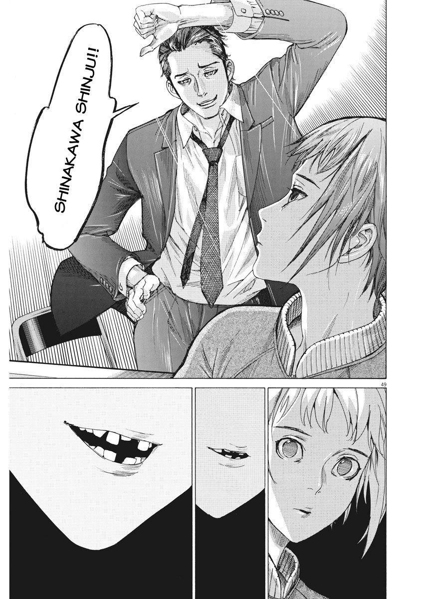 Natsume Arata no Kekkon chap 1 - Trang 52