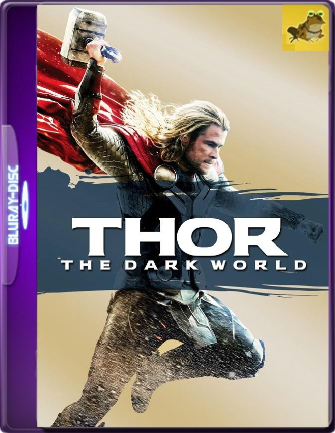Thor: Un Mundo Oscuro (2013) Brrip 1080p (60 FPS) Latino / Inglés