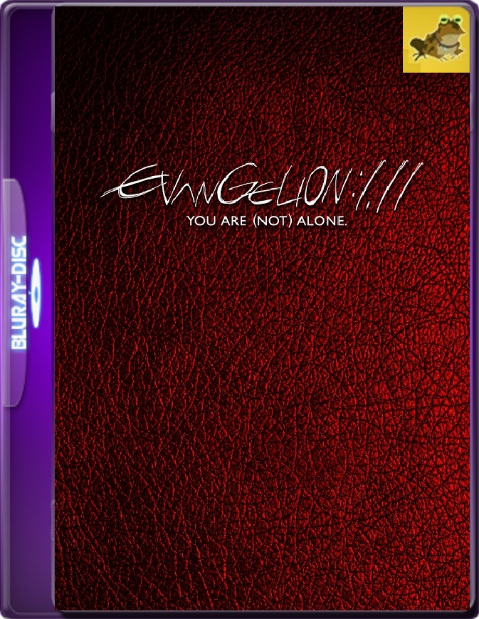 Evangelion 1.11: You Are (Not) Alone (2007) Brrip 1080p (60 FPS) Latino / Japonés