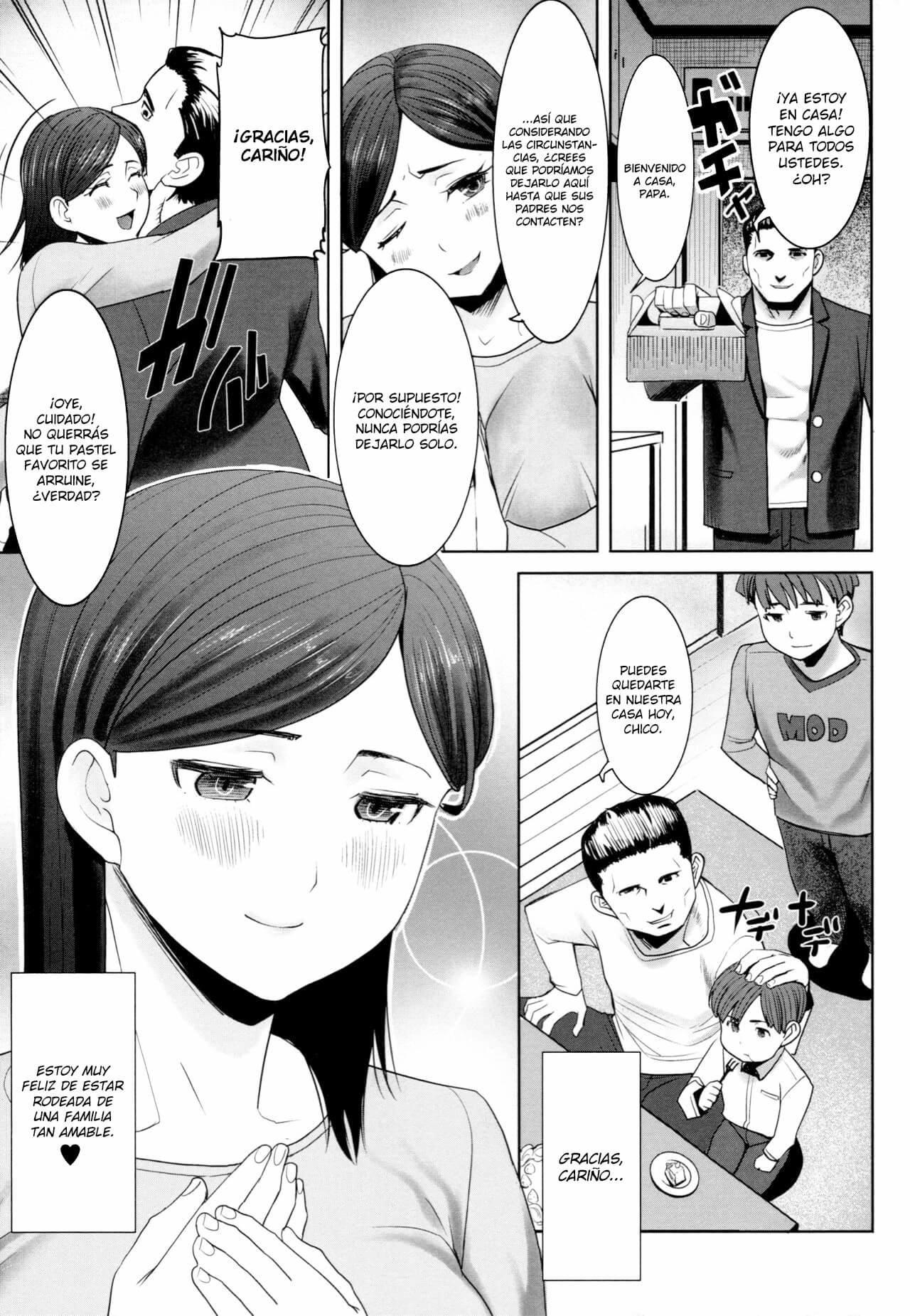 Asahina Ikka Netorareta Haha Tomoko Cap 1-3 - 6