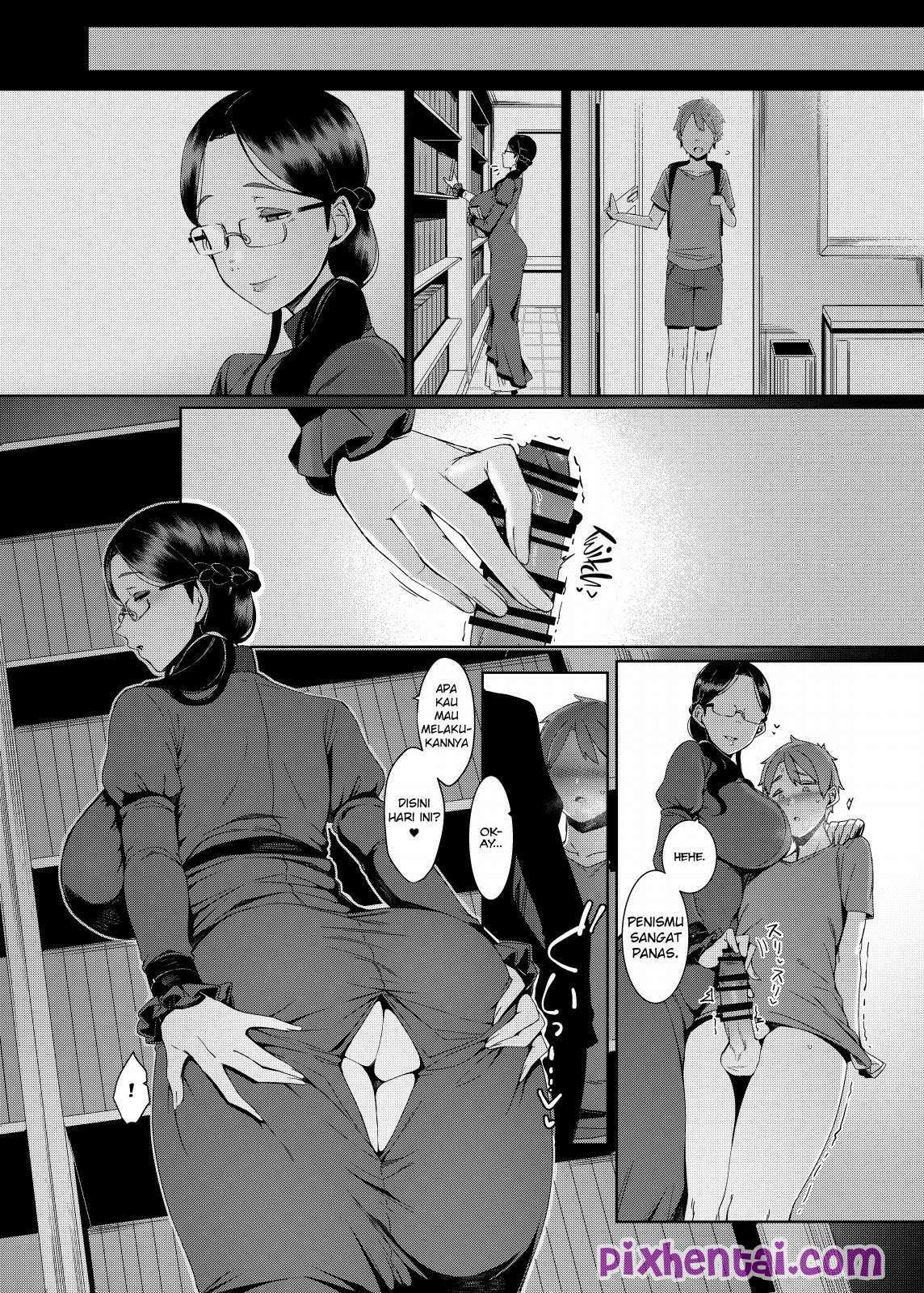 Komik Hentai Milf Oppai Jumbo Ku Entot saat Hujan Manga XXX Porn Doujin Sex Bokep 17
