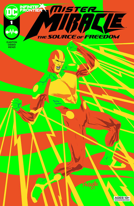 Mister Miracle - The Source of Freedom #1-5 (2021)
