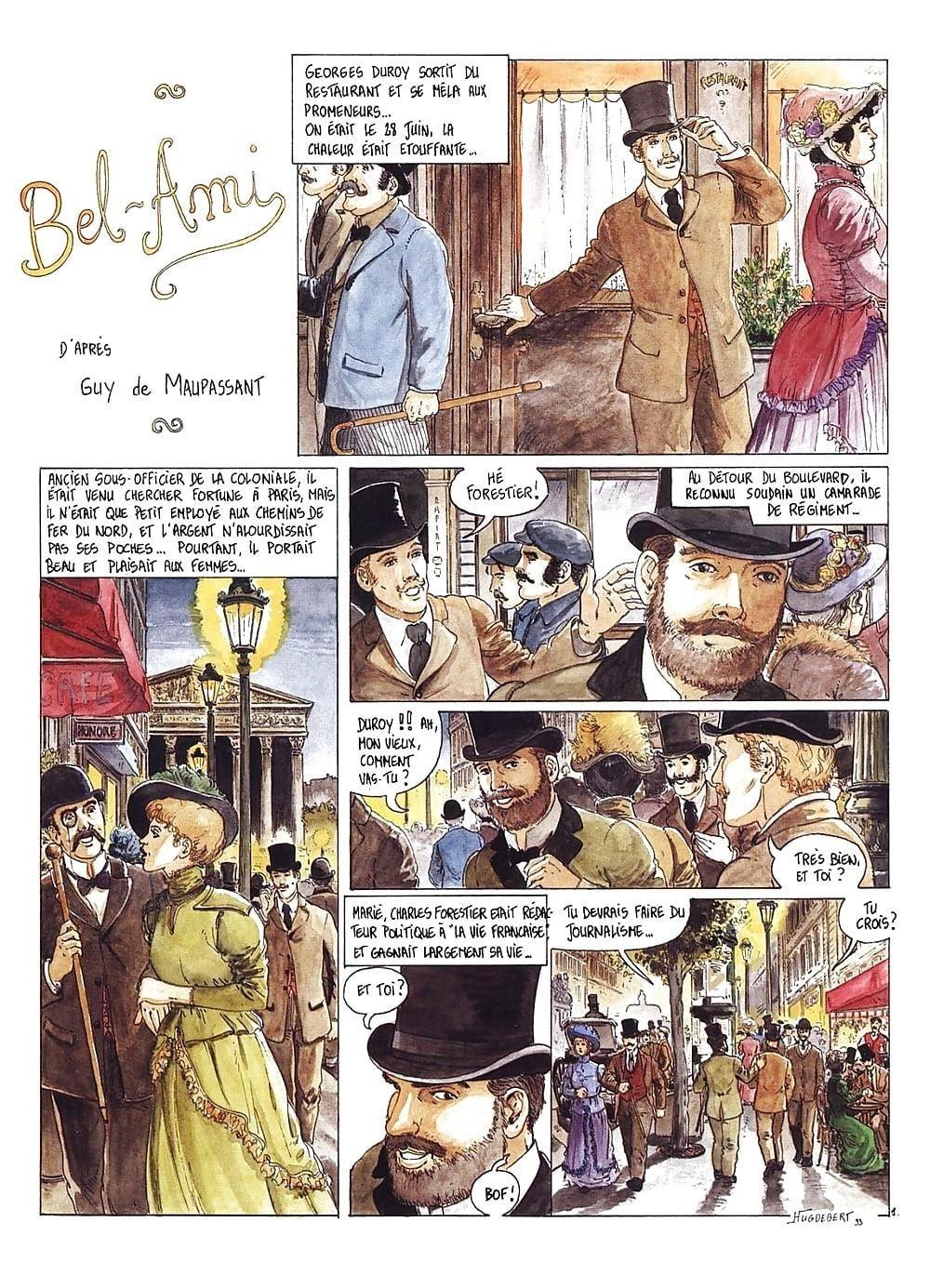 Bel ami bukkake-1771