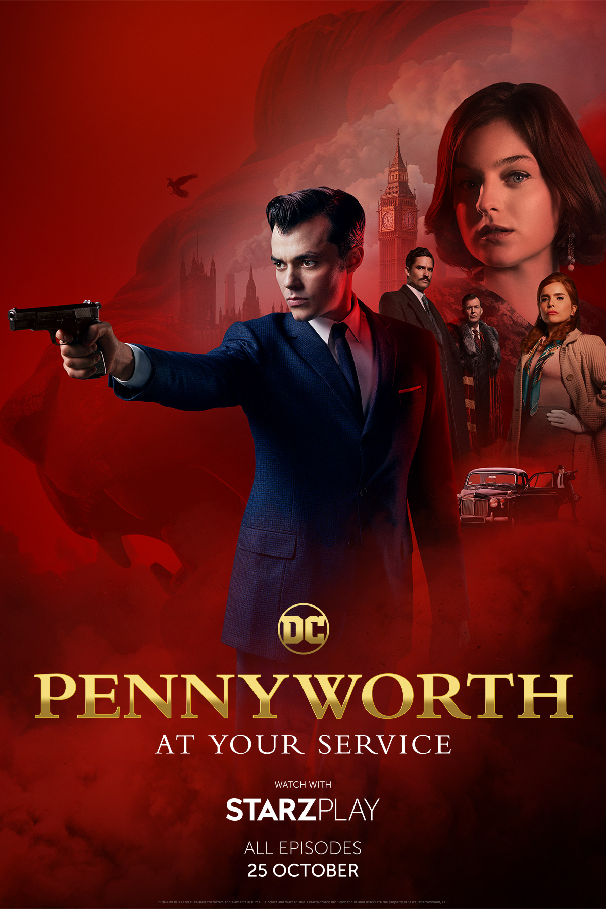 Pennyworth S01 720p WEBDL