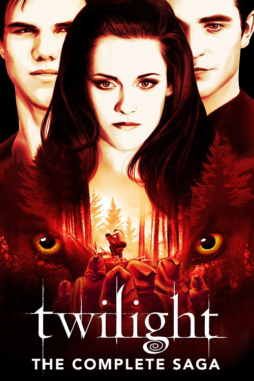 "Saga ""Zmierzch"" / The Twilight Saga (2008-2012) MULTi.1080p.BluRay.x264.DTS.AC3-DENDA / LEKTOR i NAPISY PL + m1080p"