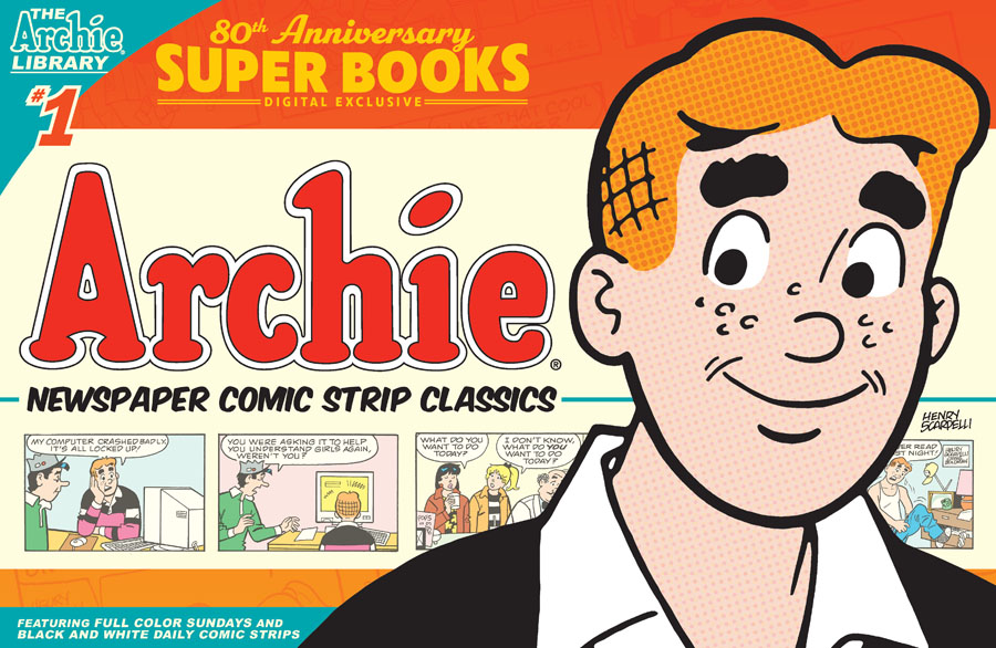 Archie Comics 80th Anniversary Presents 023 - Archie Newspaper Classics (2020)