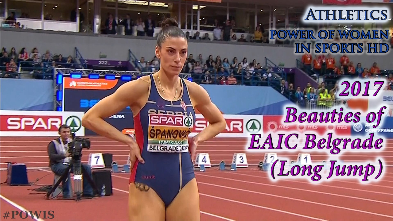 2017 Beautys of EAIC Belgrade (Long Jump)