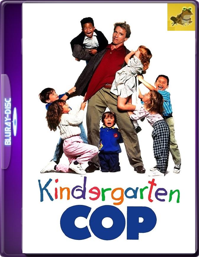 Un Detective En El Kinder (1990) Brrip 1080p (60 FPS) Latino / Inglés