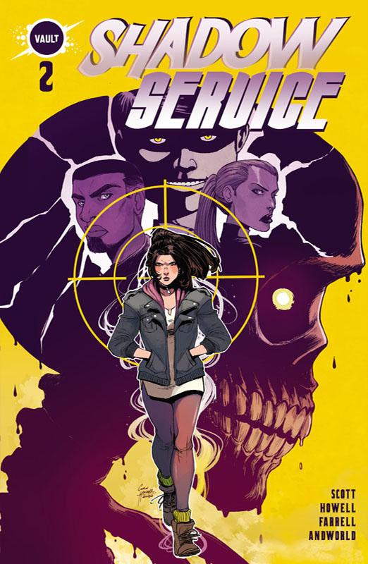 Shadow Service #1-5 (2020)