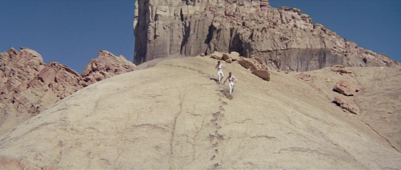 El Planeta De Los Simios 720p Lat-Cast-Ing 5.1 (1968)