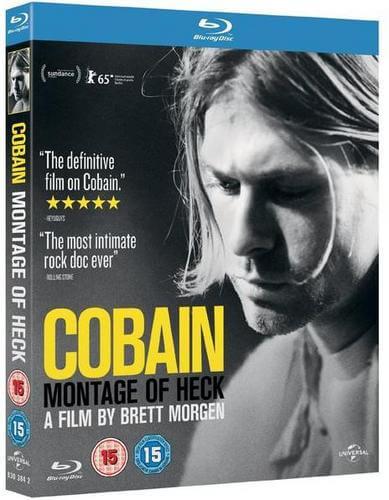 Kurt Cobain Montage of Heck MEGA