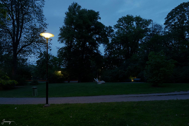"""""""Känner du till Pålsundsparken?"""" – Pålsundsparken som den ser ut i dag"""