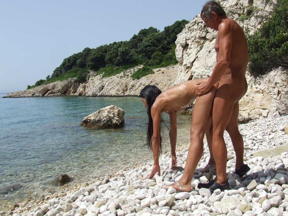 Public doggy sex-6216
