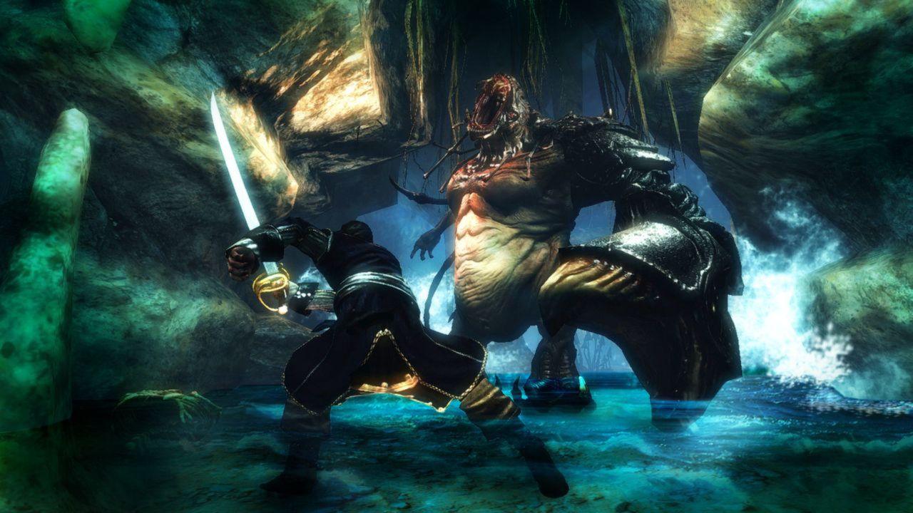 Risen 2: Dark Waters – Gold Edition Captura 1