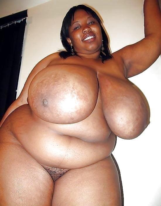 Big black beautiful tits-8634