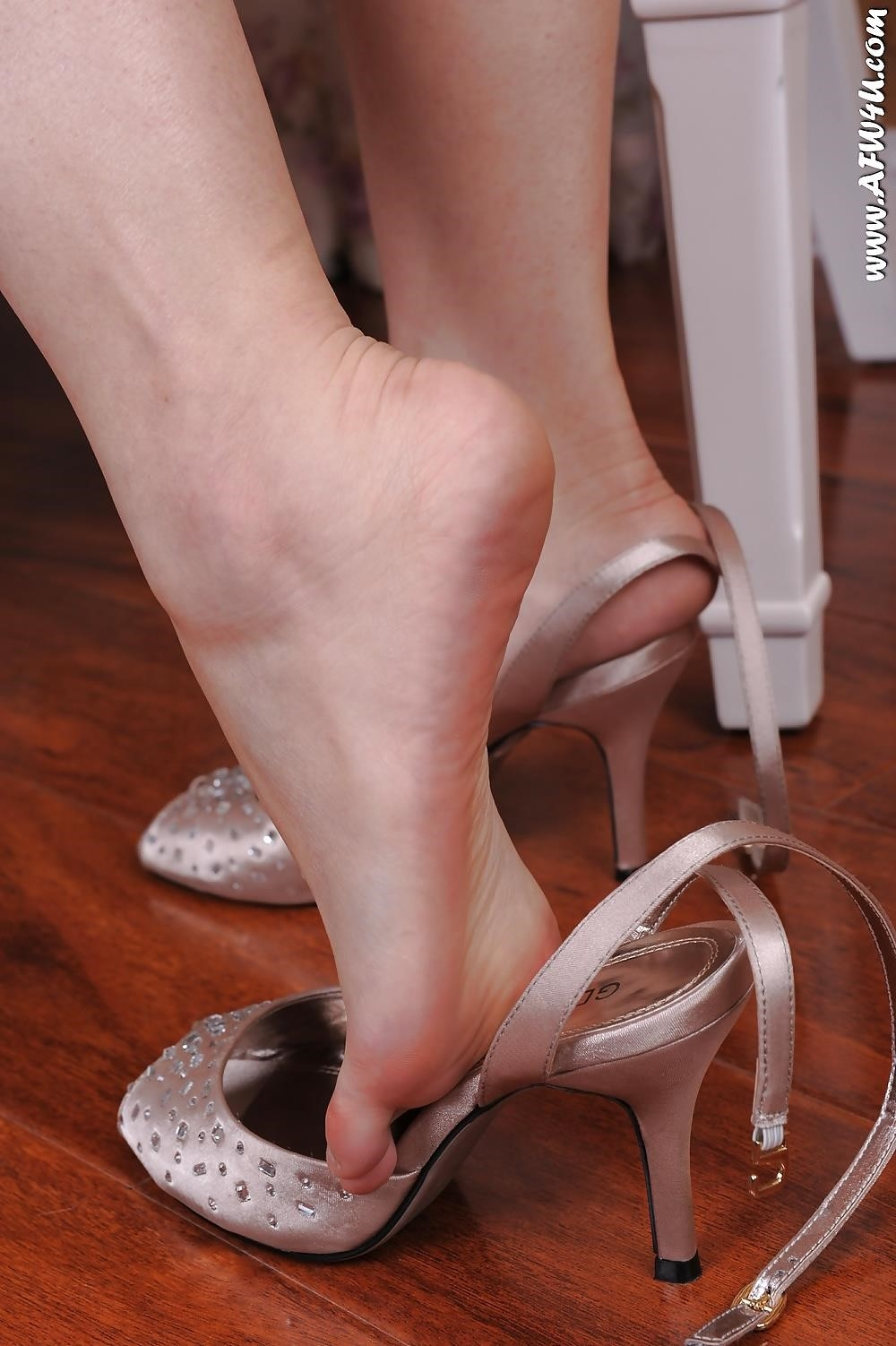 Asian feet footjob-4174