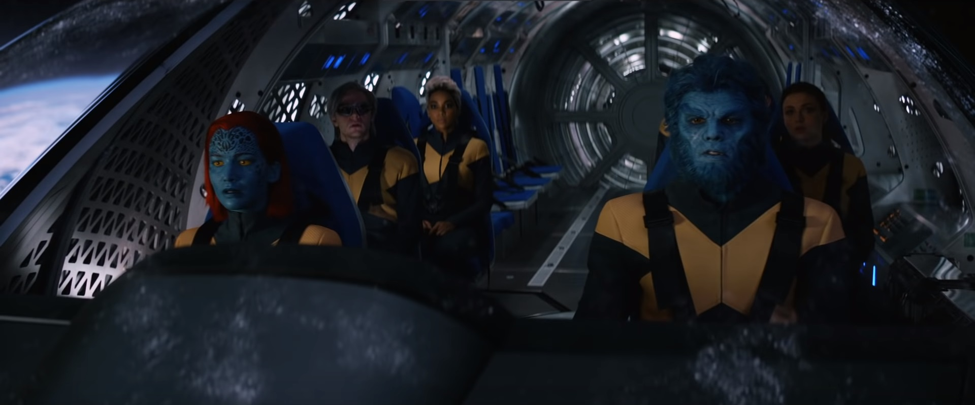X-Men in Space - Dark Phoenix