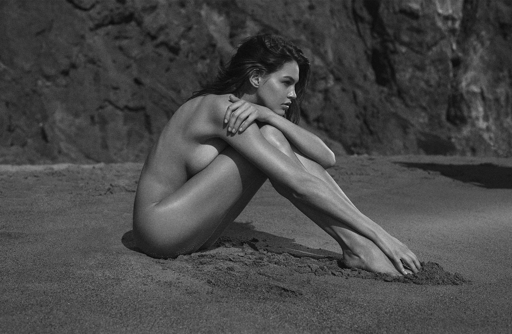 Daria Mikolajczak nude by Edward Aninaru - P Magazine