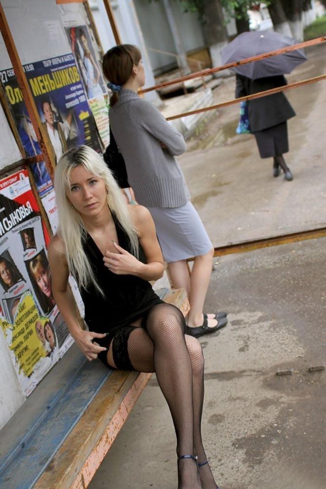 Russian blonde girl porn-5457
