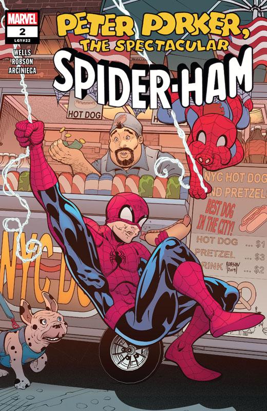 Spider-Ham #1-5 (2020)