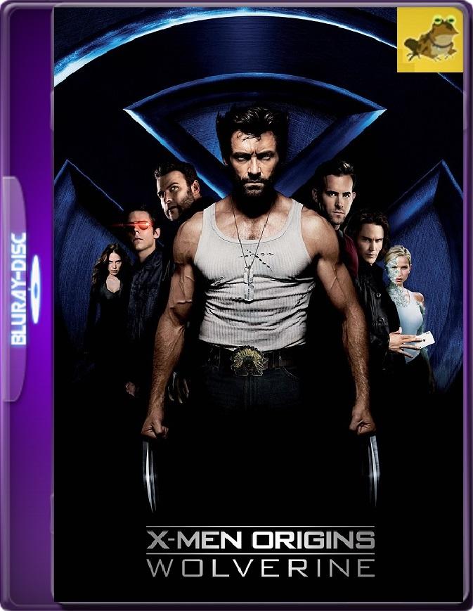 X-Men Orígenes: Wolverine (2009) Brrip 1080p (60 FPS) Latino / Inglés