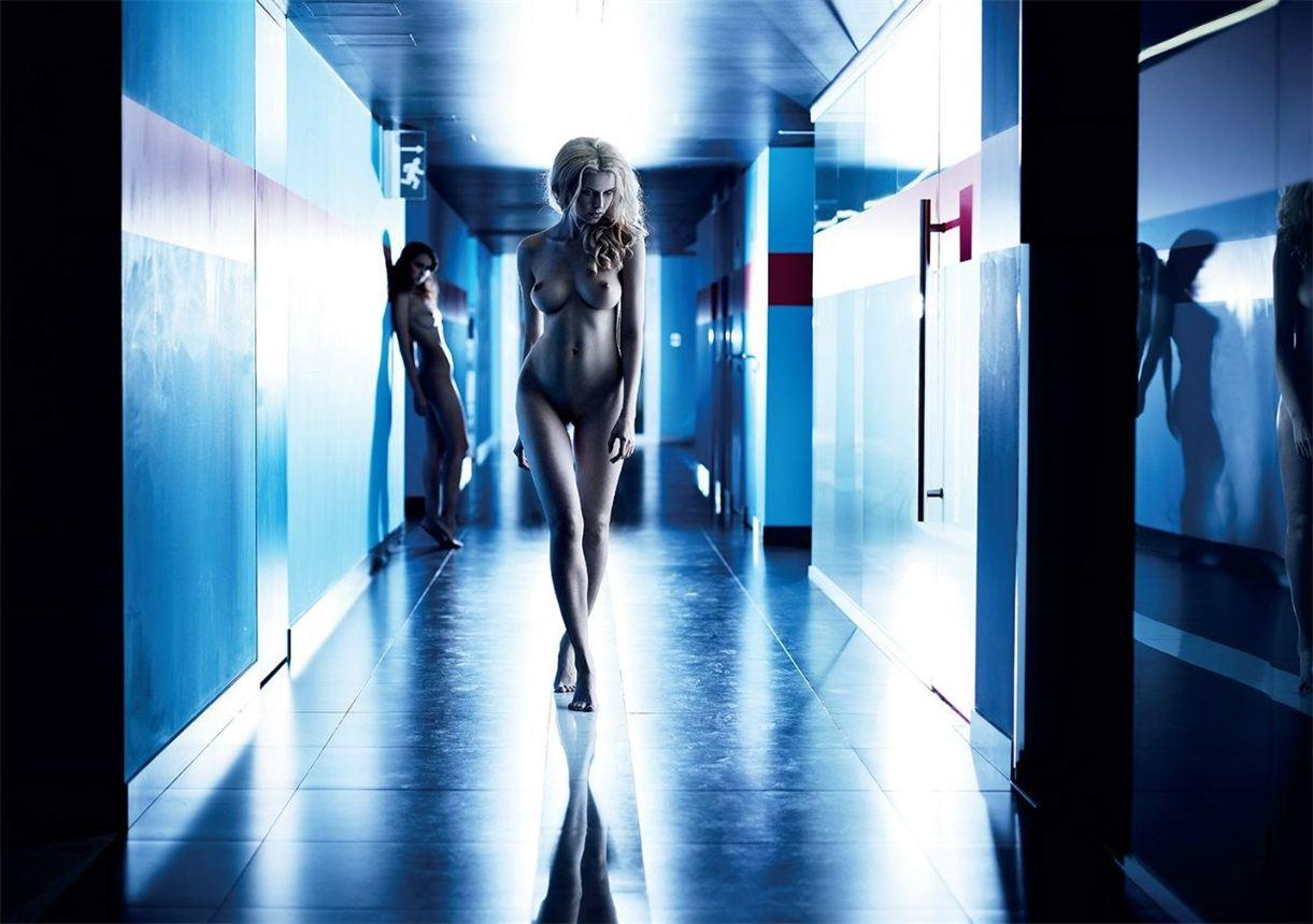 sexy Maya Dmitrieva nude by Ilya Rashap