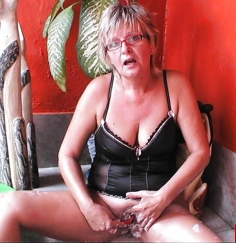 German mature mom-6238