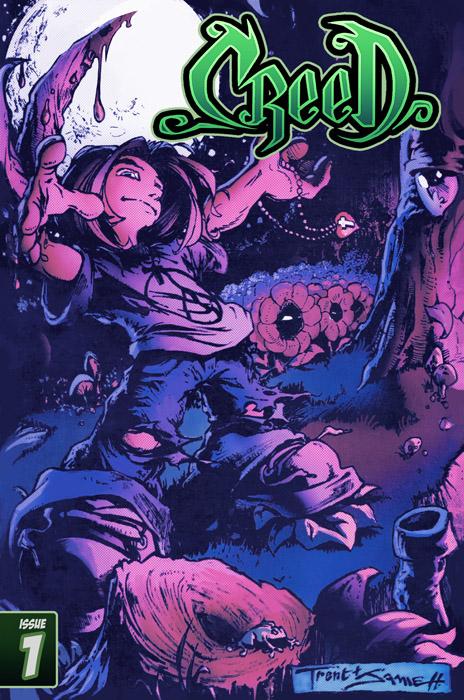 CreeD #1-2 (2018)