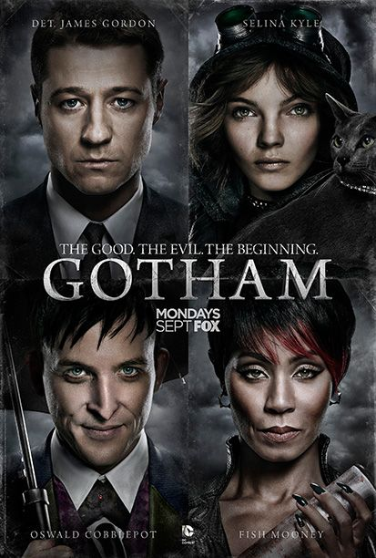 Gotham S01 720p BluRay