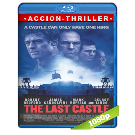 El Ultimo Castillo (2001) BRRip Full 1080p Audio Trial Latino-Castellano-Ingles 5.1