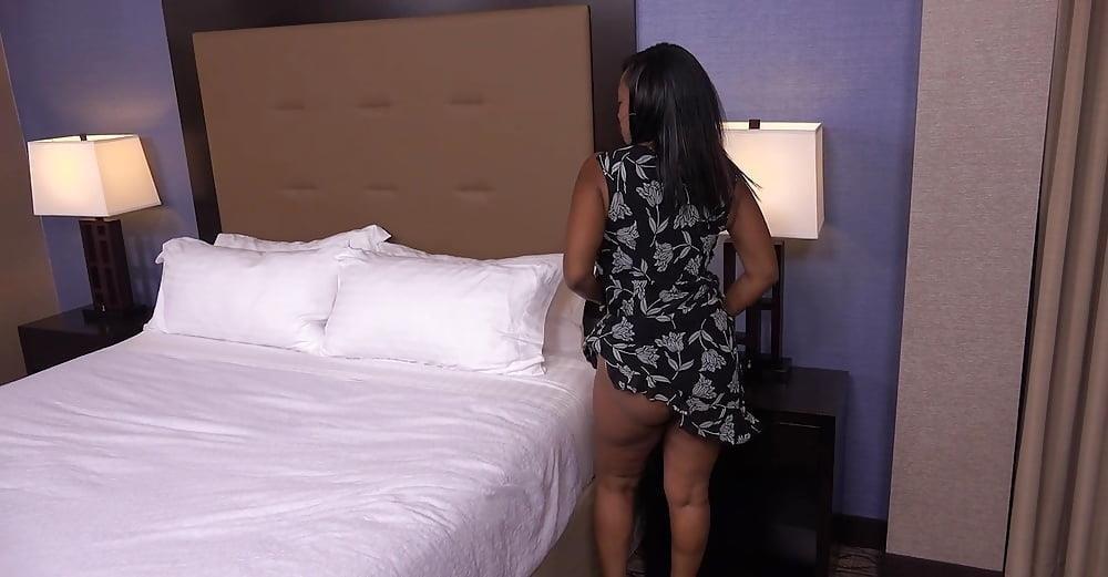Big black mom booty-5756