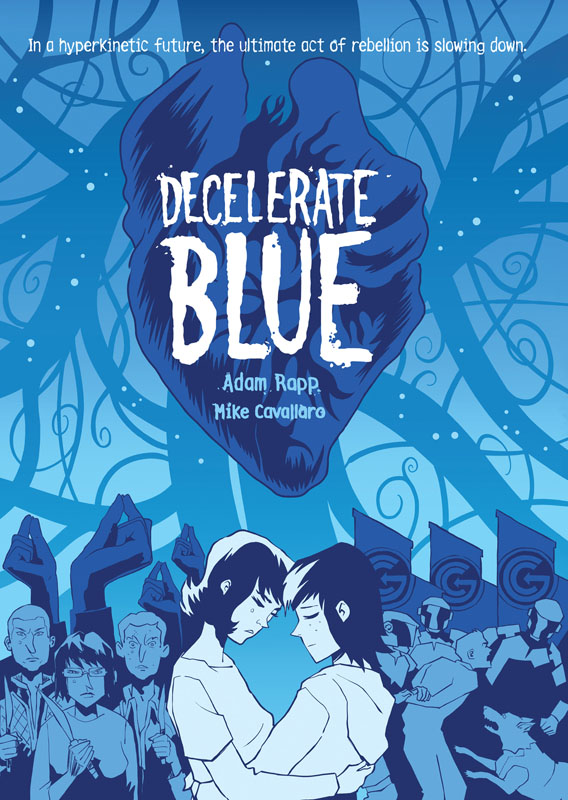 Decelerate Blue (2017)